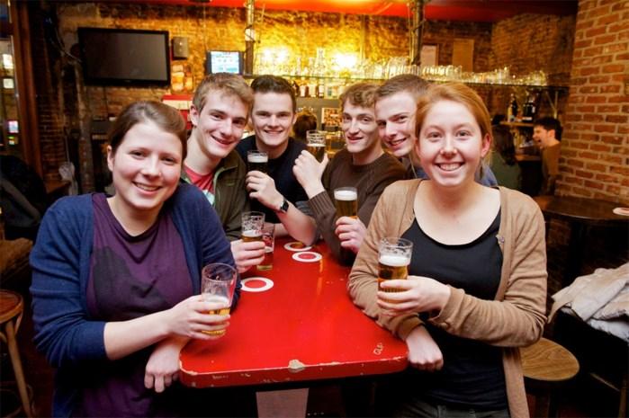 Molse studenten bouwen feestje in Antwerpen