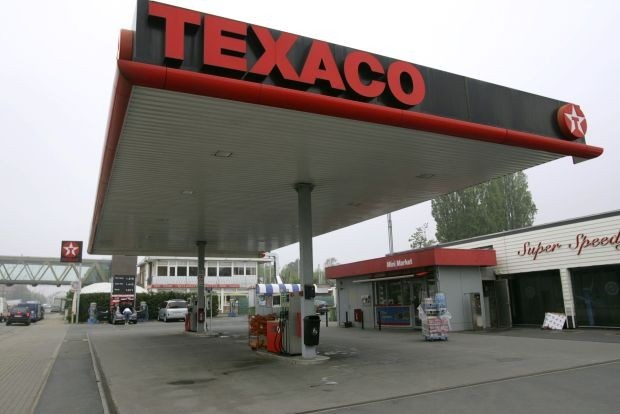 276 Texaco-tankstations staan te koop