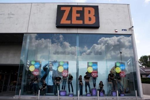 ZEB opent eerste winkel in Wallonië
