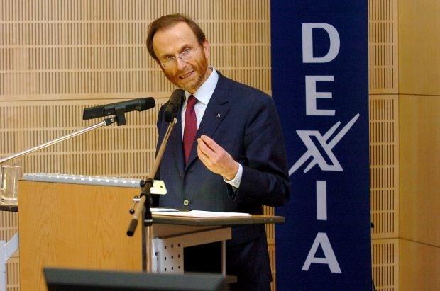 Pensioen voormalig Dexia-topman Pierre Richard gehalveerd