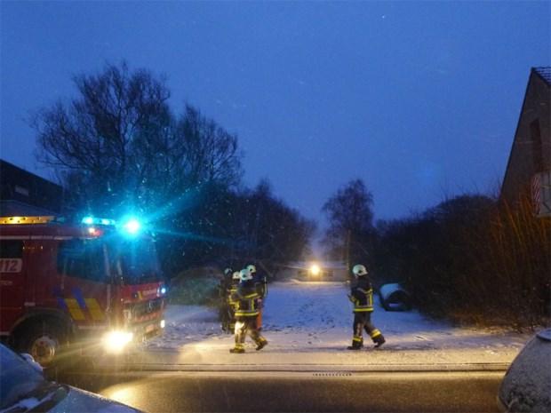 Loos alarm doet brandweer massaal uitrukken