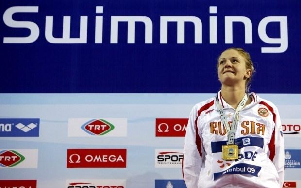 Rugslagspecialiste Moskvina is zes jaar geschorst voor dopinggebruik