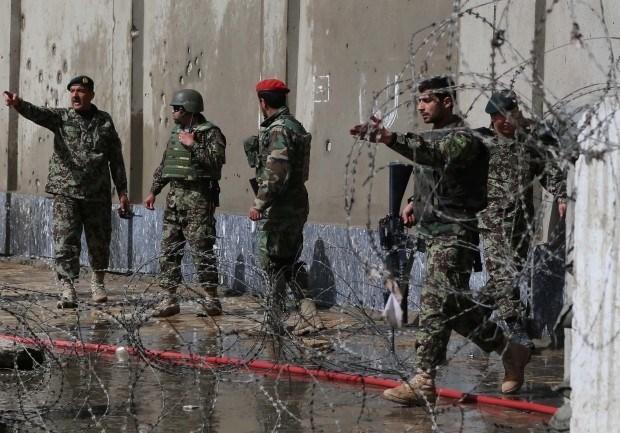 Afghaanse geheime dienst verijdelt zware aanslag in Kaboel
