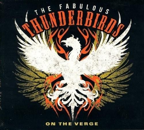 CD: On the Verge -  Fabulous  Thunderbirds (***)