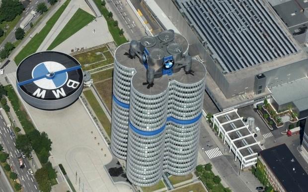 Ook BMW beloont Duitse werknemers met bonus voor 2012