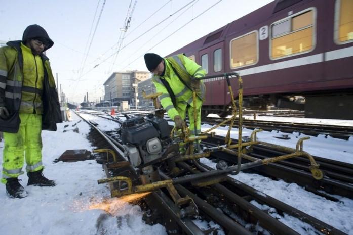 Nieuwe wissels moeten ellende op spoor bij winterweer voorkomen