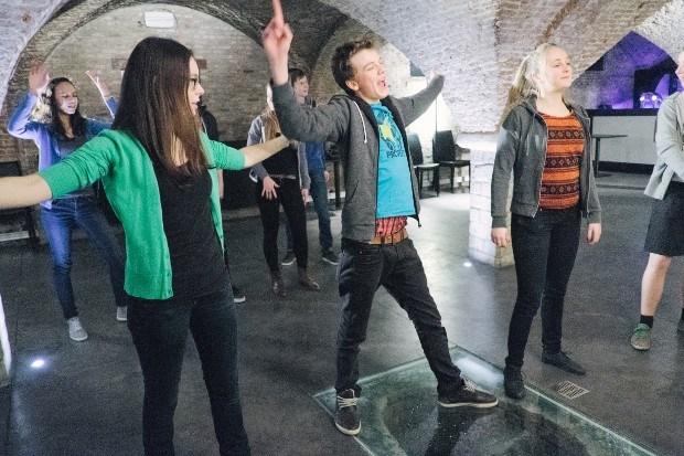 Woudlopers vieren 80 jaar en KSA-Mechelen 75 jaar