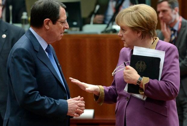 Ook Cyprus krijgt nu steun van Europa