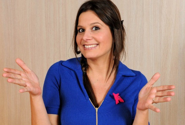 """Nathalie Meskens: """"Ik heb het geluk aan mijn gat hangen"""""""