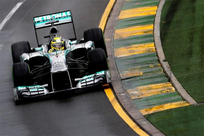 Kwalificaties GP Australië uitgesteld door slecht weer
