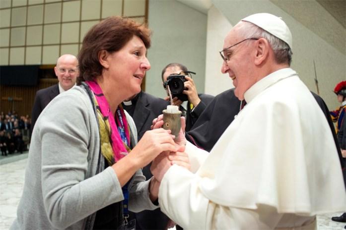 """Paus droomt van """"arme Kerk, voor armen"""""""