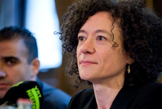 Yasmine Kherbache nieuwe voorzitter sp.a Antwerpen