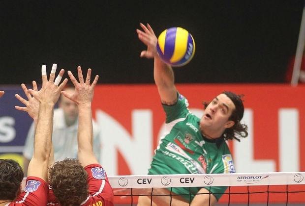 Limburger Wout Wijsmans speelt finale Champions League volleybal