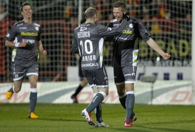 Zulte wint bij KV Mechelen