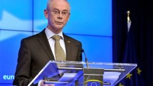 Van Rompuy stopt eind 2014 met politiek