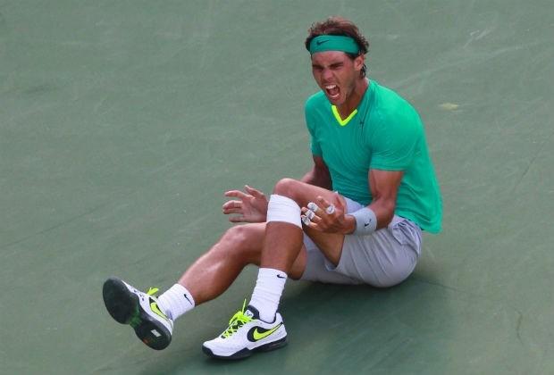 Nadal wint voor derde keer Indian Wells