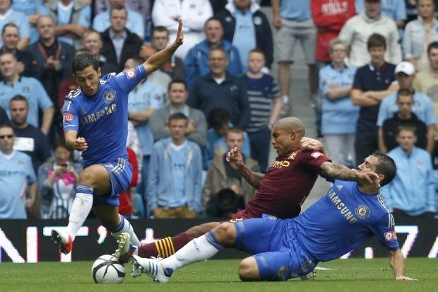 """Lampard: """"Een echt genot om met Hazard samen te spelen"""""""