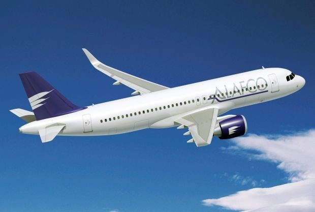 Airbus haalt recordbestelling binnen van 18,4 miljard euro