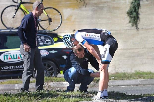 Sep Vanmarcke raakt fit voor E3 Harelbeke