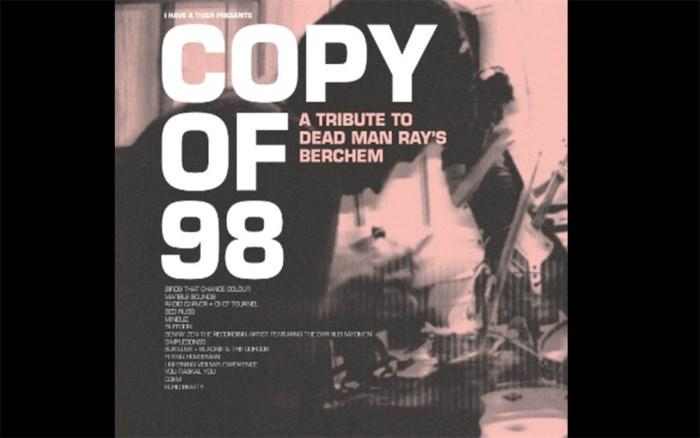 Nieuwe lichting eert cultalbum van Dead Man Ray