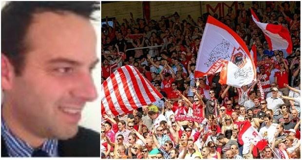 """Vijf jaar cel voor """"redder van FC Antwerp"""""""