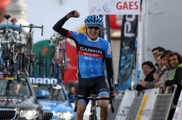 Daniel Martin nieuwe leider Ronde van Catalonië