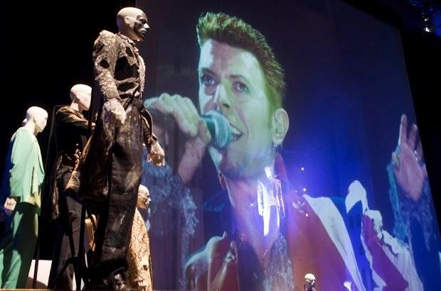 Londen: David Bowie-hoofdstad (album)