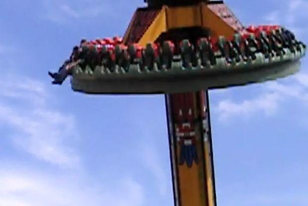 Zeven mensen na uur bevrijd uit attractie in Bellewaerde Park