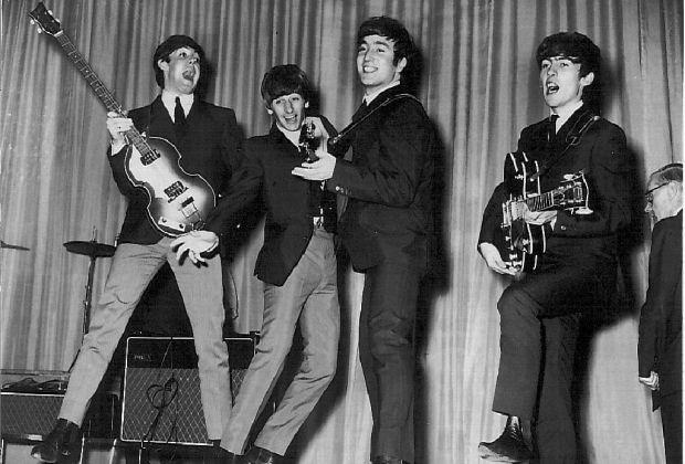 Recordprijs voor gesigneerde plaat van The Beatles: 225.000 euro