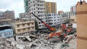 Minstens dertig doden bij instorting gebouw in Tanzania