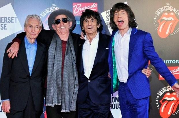 Rolling Stones weer op tournee in de zomer