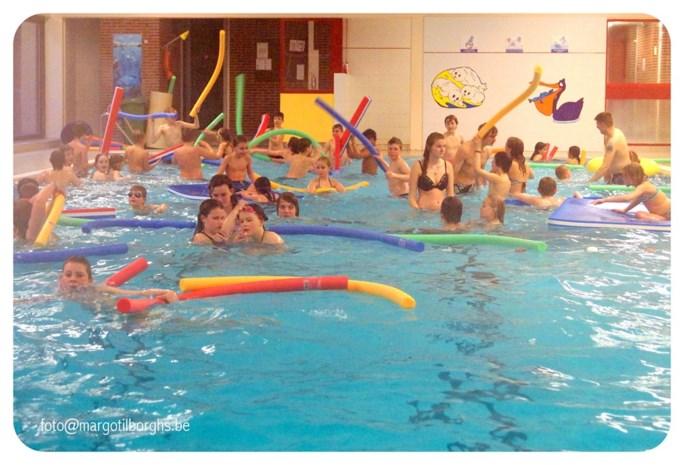 Water, muziek en veel fun!