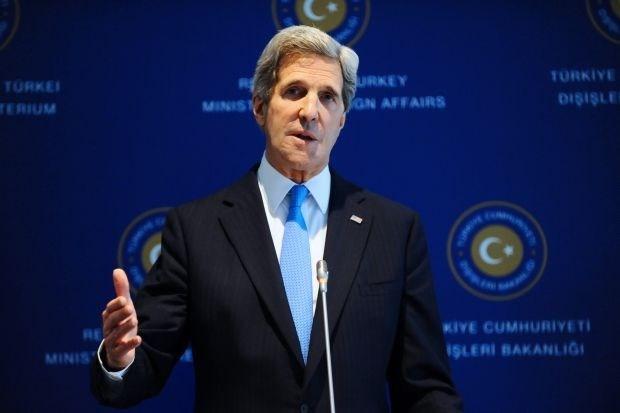 Kerry dringt bij Turkije en Israël aan op normalisatie relaties