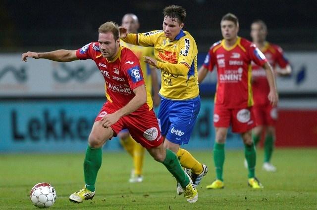 KV Oostende heeft promotie naar eerste klasse te pakken