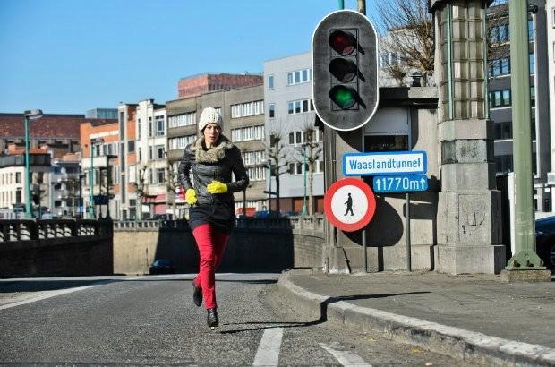 Schrijfster Saskia De Coster kijkt uit naar haar eerste 10 Miles