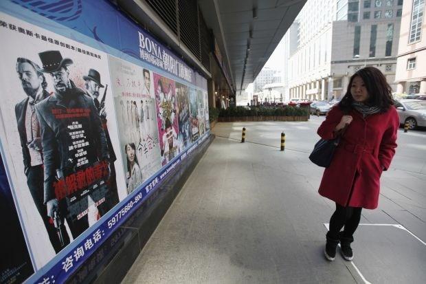 China houdt 'Django Unchained' uit de filmzalen
