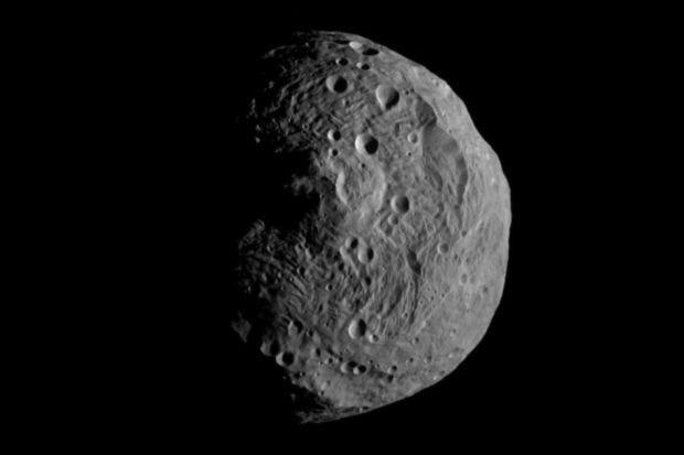 NASA wil tegen 2019 een asteroïde 'vangen'