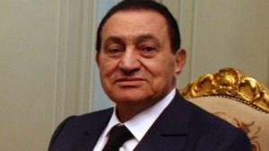 Moebarak blijft in cel ondanks uitspraak voorwaardelijke invrijheidsstelling