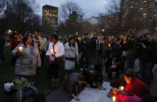 Boston herdenkt vandaag zijn slachtoffers