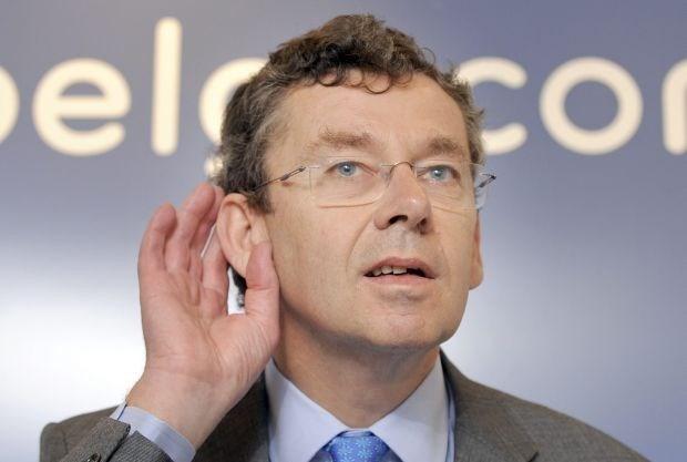 Belgacom-baas verdient jaarlijks tachtigvoudige van postbode