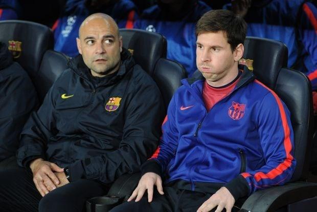 Messi hervat de trainingen