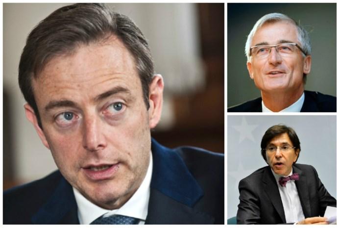 """De Wever: """"Nederlands moet bindmiddel zijn"""""""