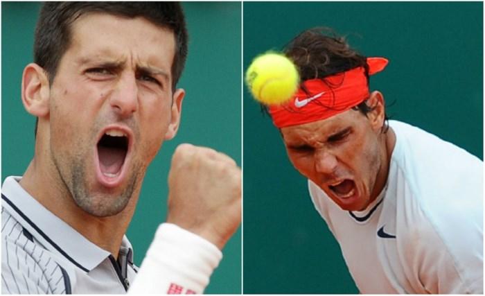 Djokovic en Nadal spelen finale in Monte Carlo