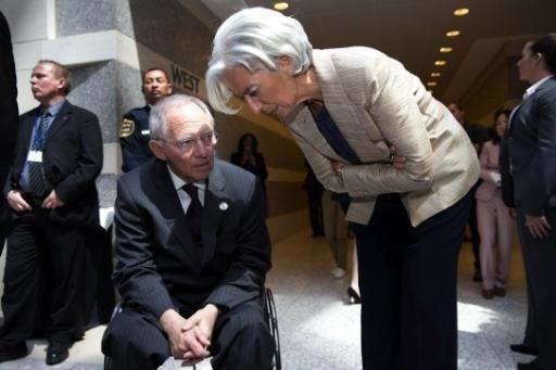 Europa blijft zorgenkind op voorjaarsbijeenkomst IMF