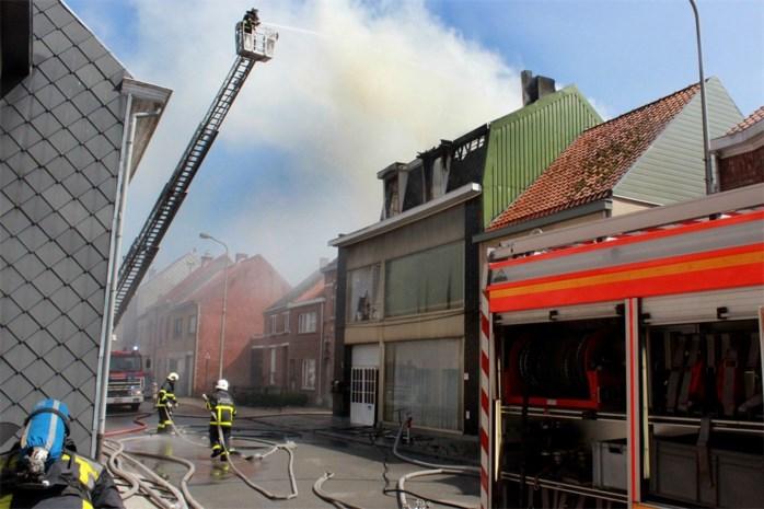 Familie vindt onderdak in noodwoning OCMW na brand