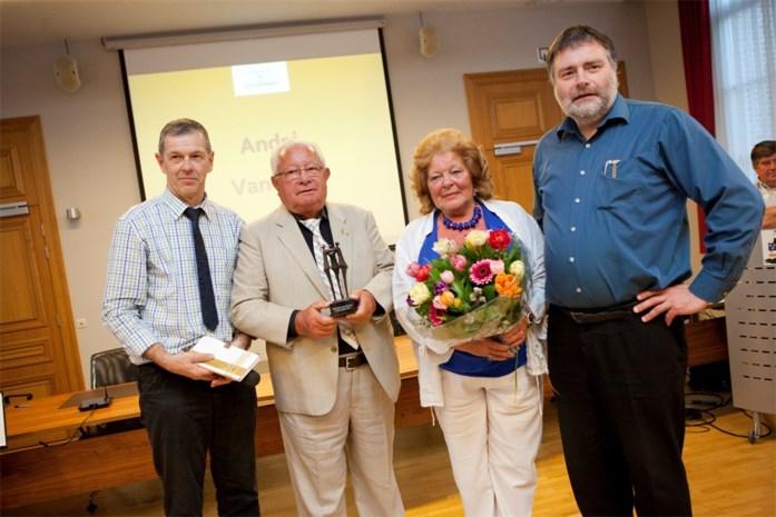 André Van Laer krijgt de cultuurprijs 2012