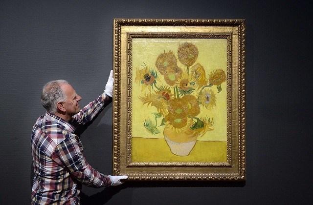 Zonnebloemen weer terug in Van Gogh Museum