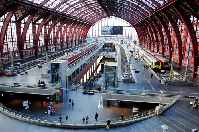 Bomalarm Centraal Station Antwerpen opgeheven