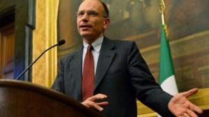 Italiaanse regering legt morgen de eed af