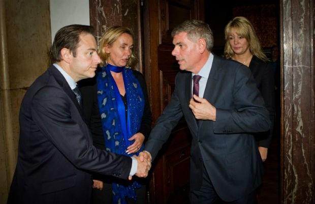 De Wever en Dewinter vaakst aan bod op VRT